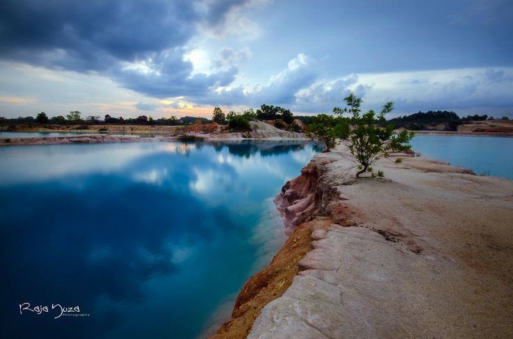 Blue Lake by raja yuza on 500px