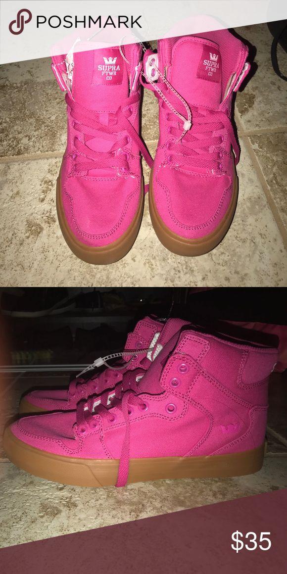 Supra High Tops NWT Size 9 Supra High Tops NWT Size 9 Supra Shoes Sneakers
