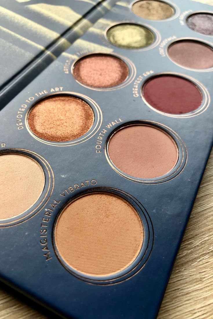 Zoeva Premiere Palette Review Eyeshadow, Makeup brands