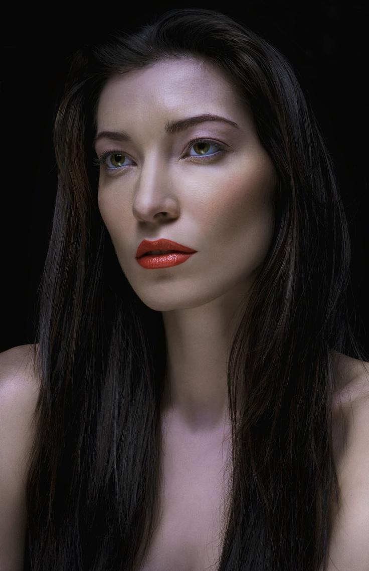 Christina @d1models  Mua/hair : Ganga bhambra  by Condry Calvin Mlilo