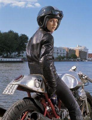 Vintage Cafe Racer Cool #Motorbike  http://beautifulmotorbikesgallery.blogspot.com