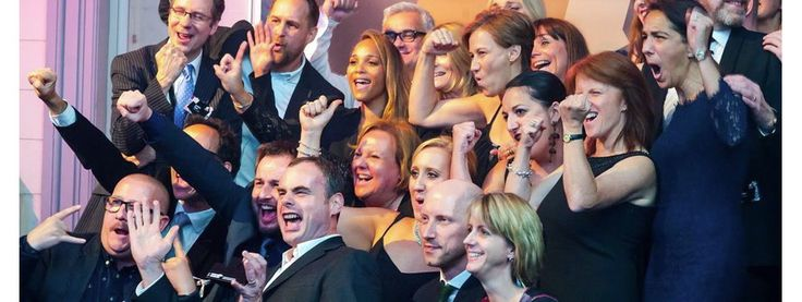 Grey EMEA is Euro Effie Agency of the Year! Time to celebrate! Showing that we truly are Famous AND Effective!