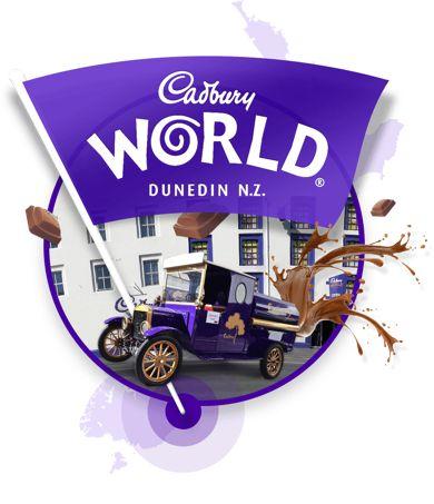 Cadbury World Dunedin Tours   Cadbury NZ
