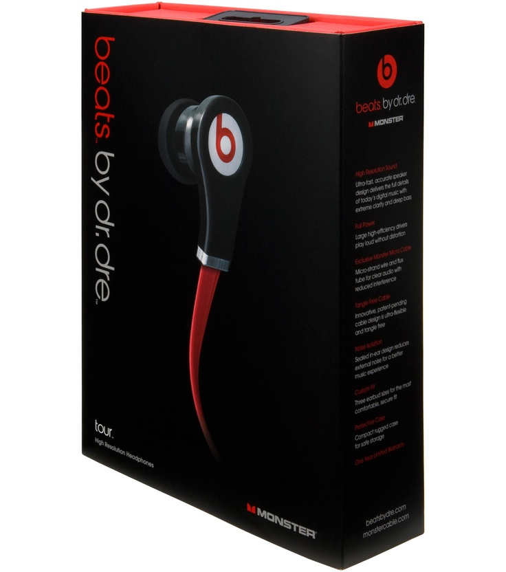 the monster beats Tour new edition :)