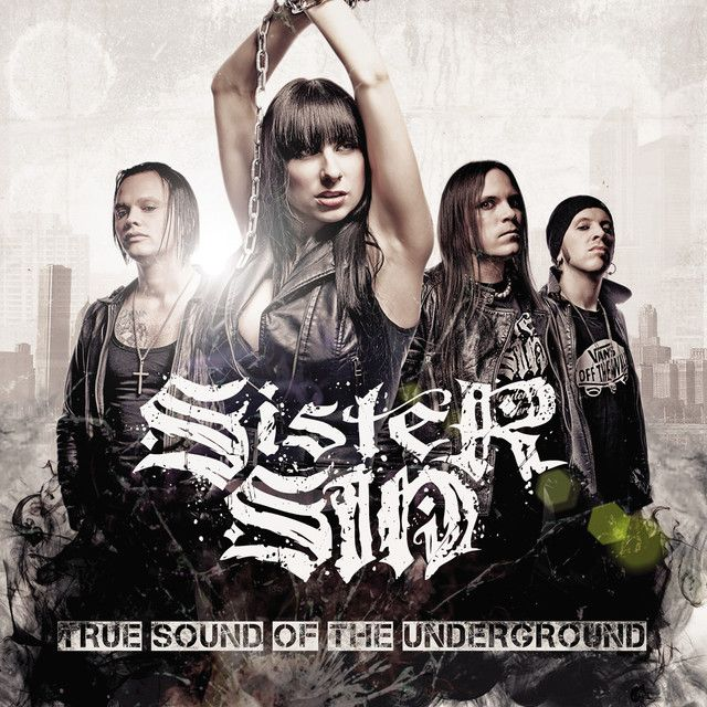 """Sound of the Underground"" by Sister Sin was added to my Liked Music playlist on Spotify"