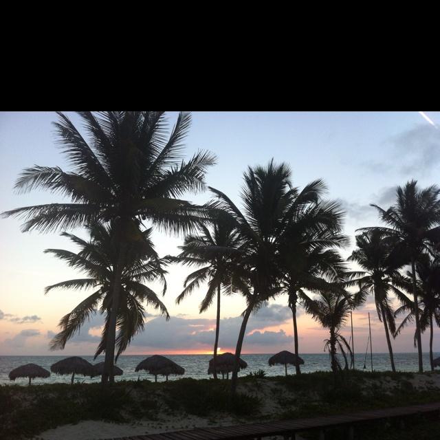 Cuba @ Sunrise