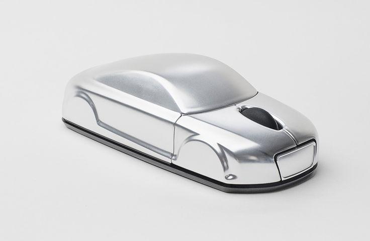 Audi Design Wireless Mouse