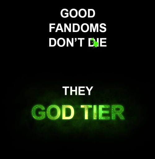 This explains the Sherlock Fandom.  Either that, or we went Trickster Mode.  ... The second one.