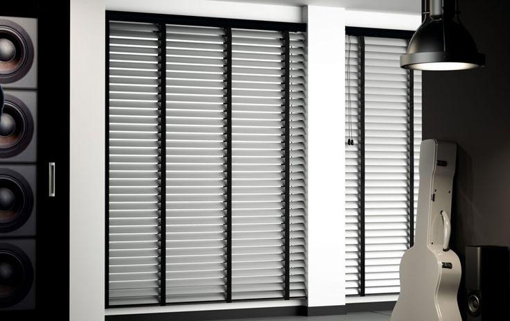 El aluminio es #ligero, #resistente y #duradero. #VSBlinds