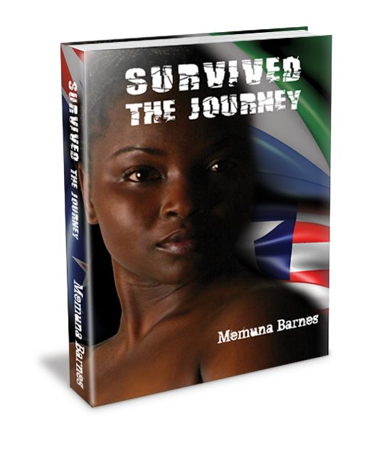 Coming in early October is a moving and horrific tale from Memuna Barnes. www.survivedthejourney.com will open your mind to the horrors that go on in our world. Published with assistance from www.loveofbooks.com.au