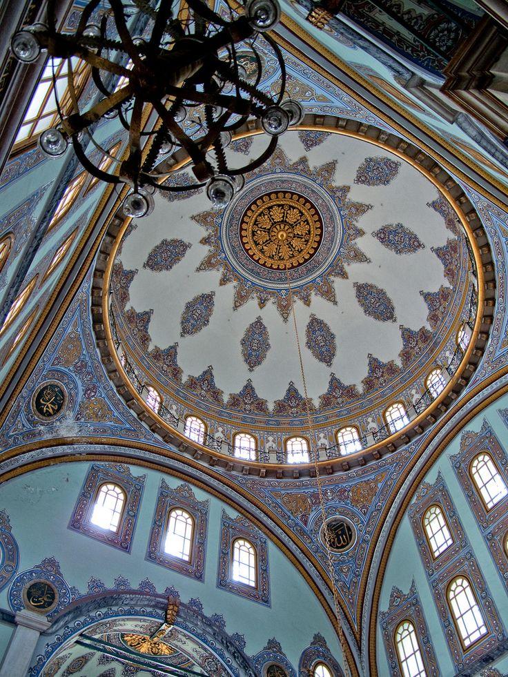 Nusretiye Camii -mezquita -ESTAMBUL