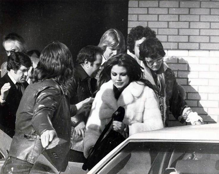 elvis and ginger leaving arkansas in january 4 1977