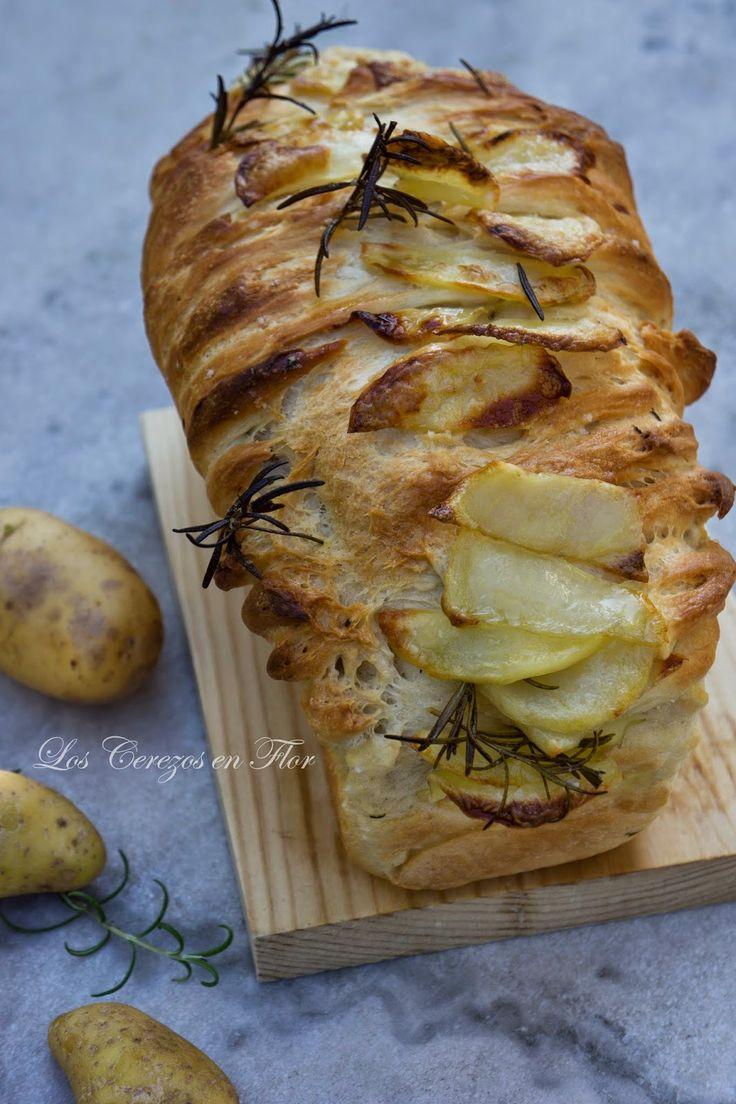 Los cerezos en flor: Pan de Patata - Kartoffelnbrot