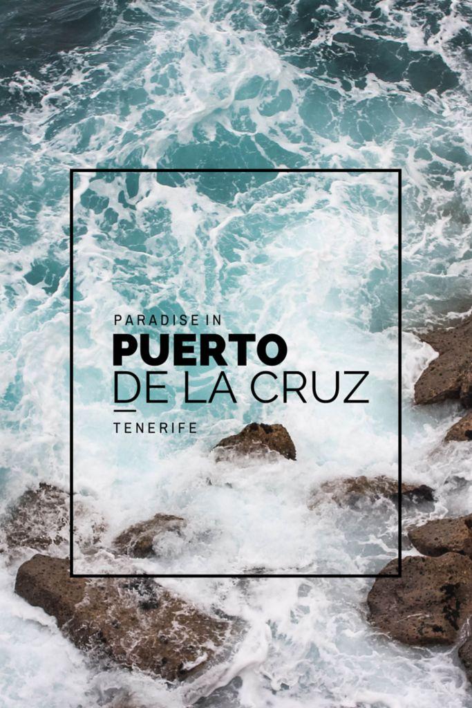 Paradise in Puerto de la Cruz, Tenerife | Adelante