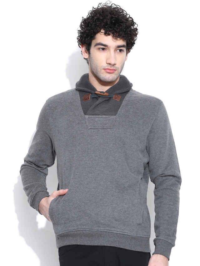 Dream of Glory Inc Grey Melange Sweatshirt