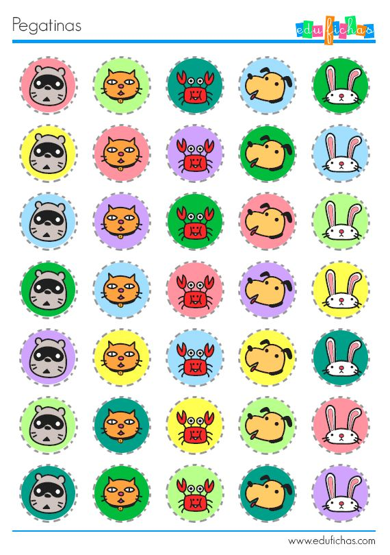 28 best pegatinas images on pinterest for Stickers infantiles