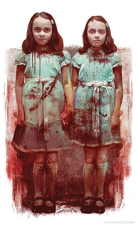 """""""Come and play with us, Danny, forever, and ever, and ever"""" #theshining #vladrodriguez"""