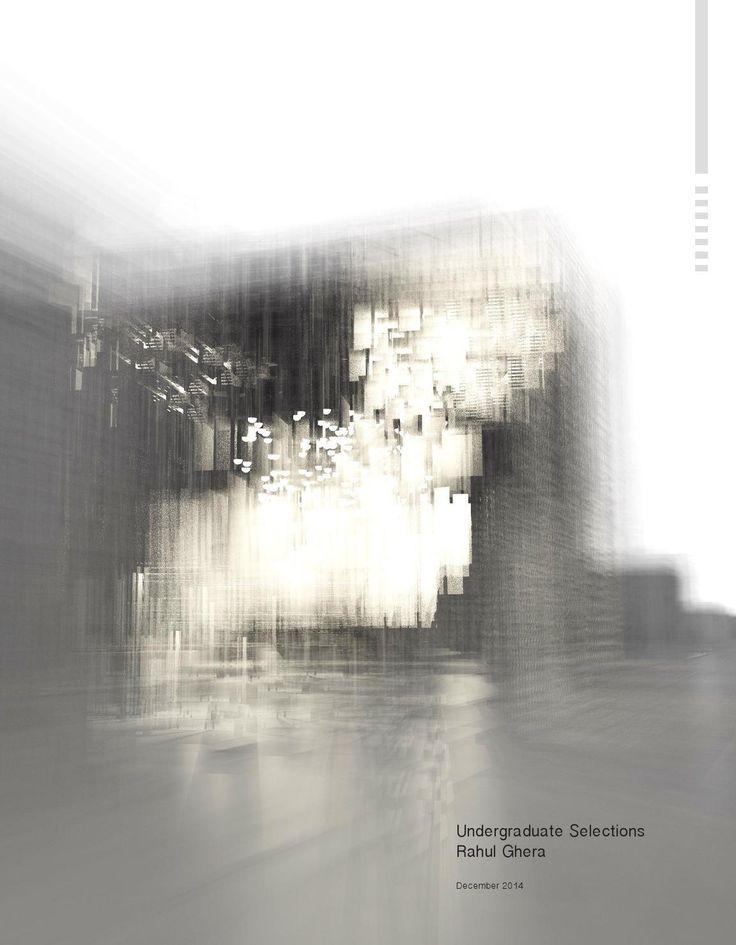 Architecture portfolio architecture portfolio