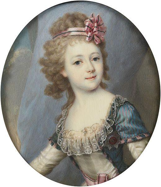 Grand Duchess Alexandra Pavlovna