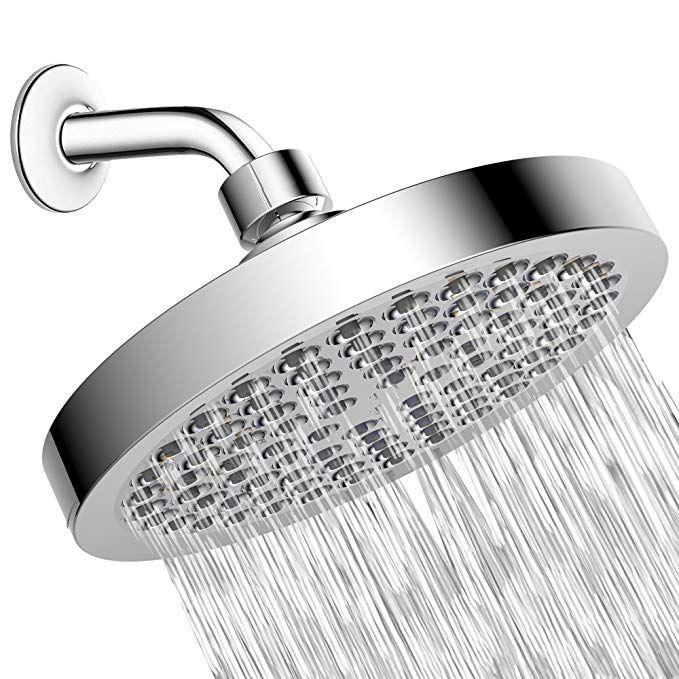 Sparkpod Shower Head High Pressure Rain Luxury Modern Chrome