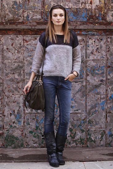 Street. Style.Style Enthusiast, Street Fashion, Style Inspiration, Casual, Jeans, Vanessa Style, Boots, Fashion Flava, Le Style