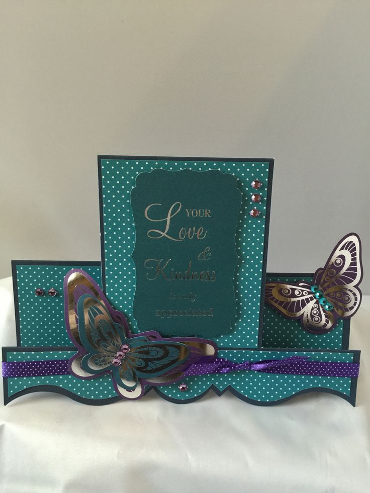 Selection Box designed by Sue Dinsdale