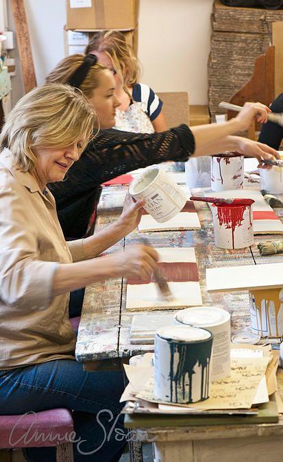 Chalk Paint™ workshop