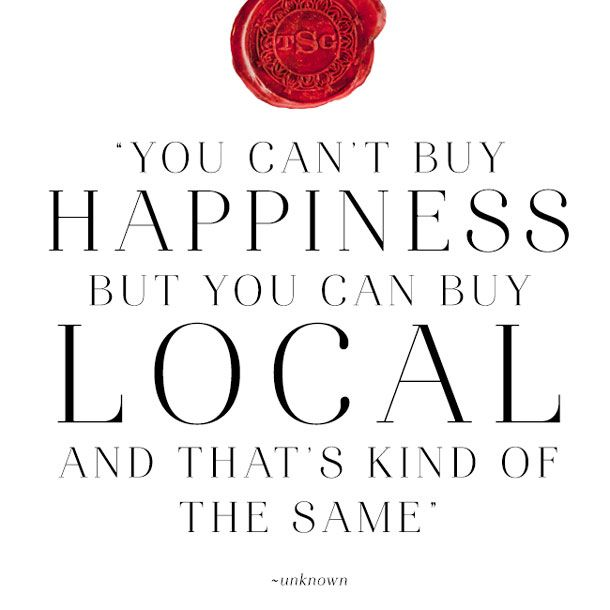 Buy Local: 44 Best Shop Small Images On Pinterest