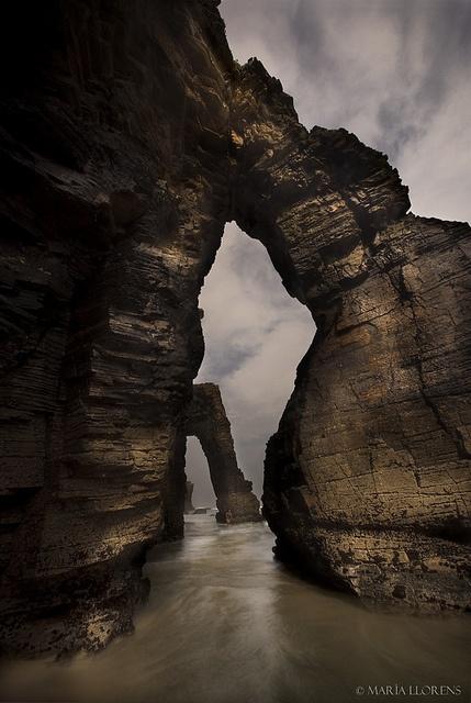 ✯ Praia das Catedrais - Galicia, Spain <<< repinned by www.BlickeDeeler.de