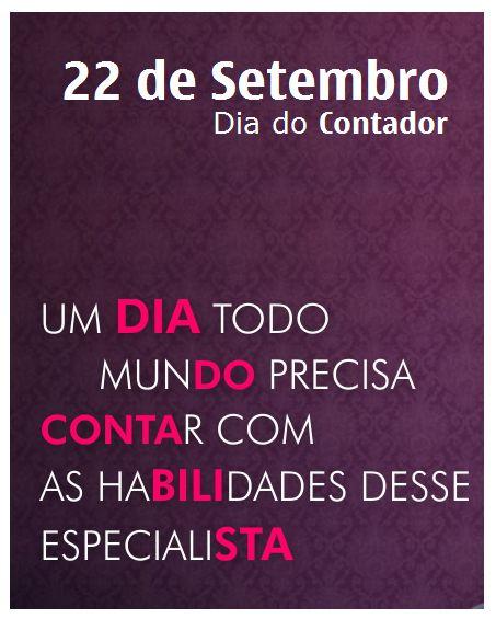 Dia do Contador   CFContabil.com