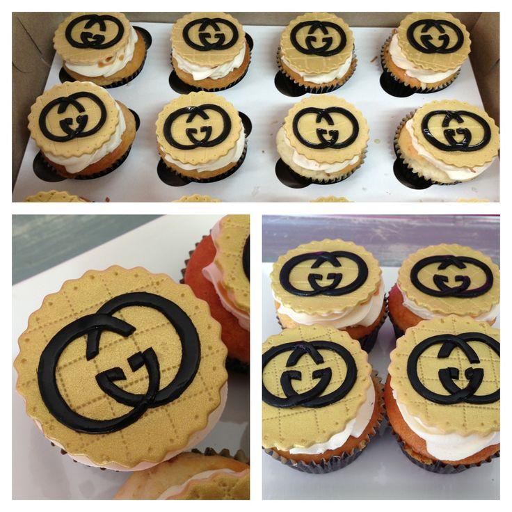 gucci cupcakes