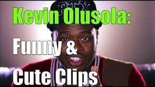 Kevin Olusola - Funny/Cute Clips - YouTube