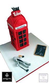 YouTube Cake!
