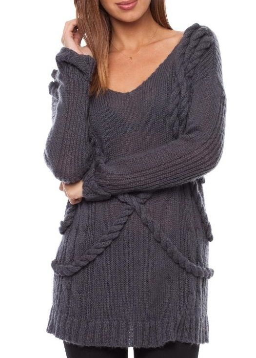 AlibiOnline - The Hunter Knit by WHITNEY PORT for COOPER ST, $95.95 (http://www.alibionline.com.au/the-hunter-knit-by-whitney-port-for-cooper-st/)