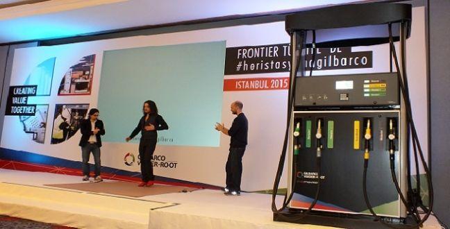 Tanıtım lansmanında Gilbarco Veeder-Root Avrupa, Ortadoğu, Afrika, Avusturalya, Yeni Zelanda Başkanı Pierre Fornet, bir konuşma gerçekleştirdi. HABERİN DEVAMI İÇİN: http://www.torapetrol.com/haber/gilbarco-veeder-root%60un-yeni-pompasi-frontier-tora-petrol-guvencesiyle-turkiyede  #heristasyonagilbarco  #torapetrol