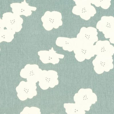 The Grove Poppies Mineral Organic Cotton Canvas