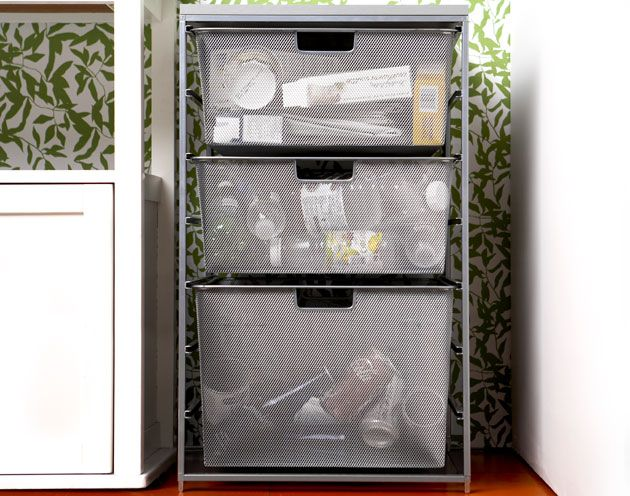 How To Hide Recycling Bins In Your Kitchen: No Mess Space Saver