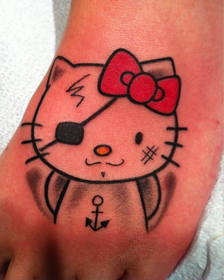1000 images about hello kitty tattoos on pinterest