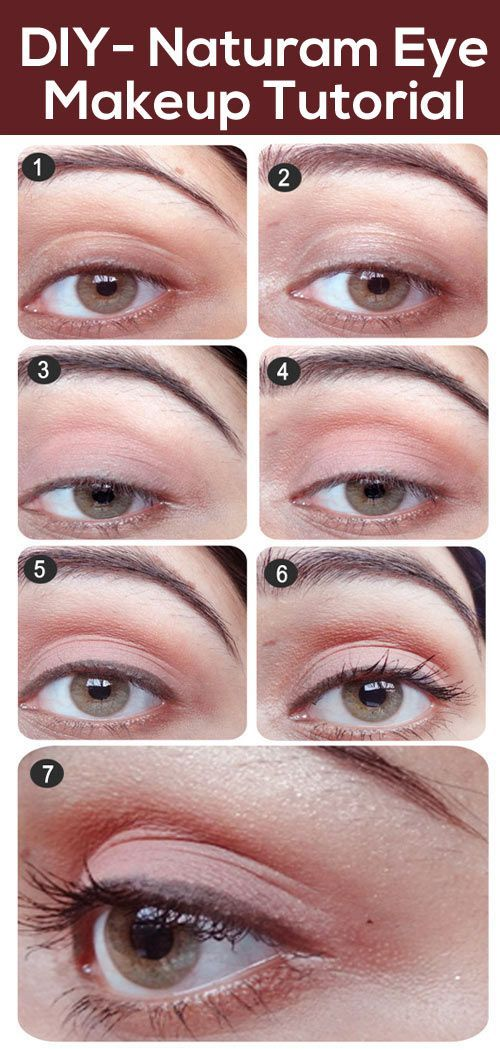 Natural Eye Makeup Tutorial – With Detailed Steps And Pictures