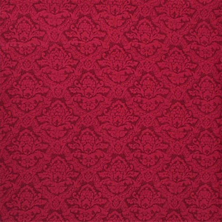 Deluxe Majesty Damask Drapery And Upholstery Fabric By Laura Ashley. Item  LA1278.901.0.