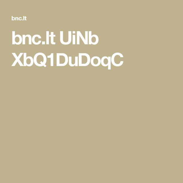 bnc.lt UiNb XbQ1DuDoqC