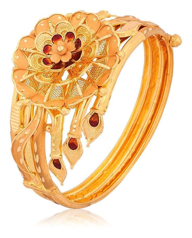 350 best Senco Gold Jewellery images on Pinterest | Gold bangles ...