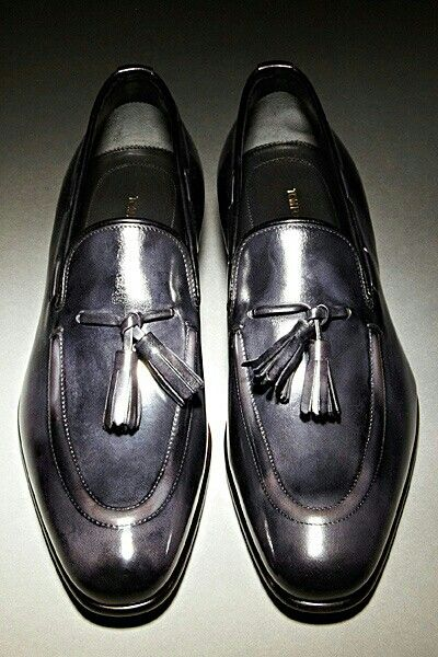 A solid pair of loafers is a wardrobe essential... Tom Ford makes it fun!!!