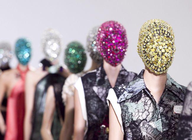 Maison Martin Margiela Fall/Winter 2012-2013 Haute Couture Artisanal Collection