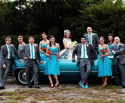 Adorable Pictures Of Turquoise and Grey Wedding - Best Home Design ...