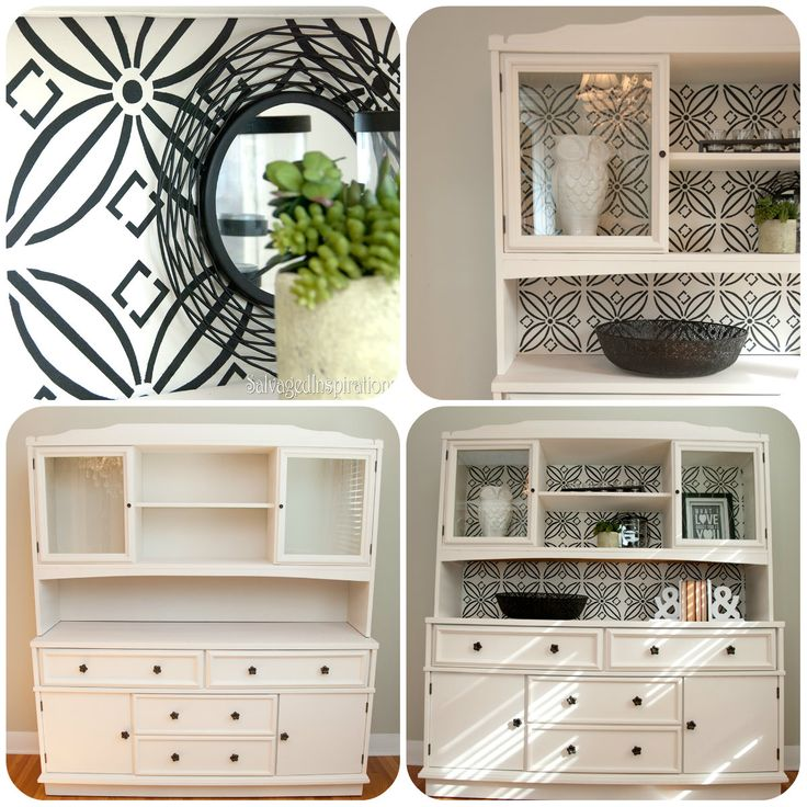 17 Best Images About China Cabinet Makeover On Pinterest