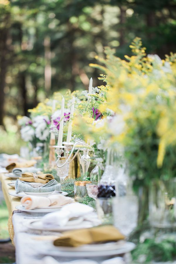 Jenny U0026 Brocku0027s Intimate Letchworth State Park Wedding