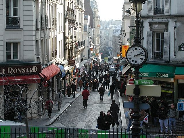 Montmartre (Paris) Someone take me here please?