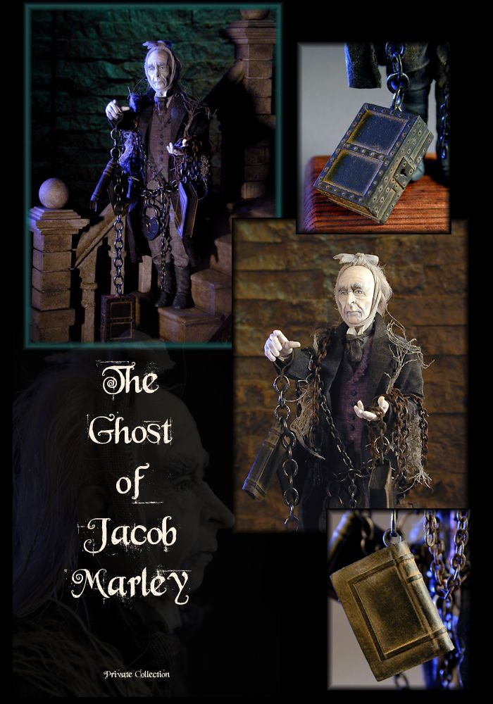 jacob marley 2 essay A christmas carol in of his former business partner jacob marley and the ghosts of gabriel grub from the pickwick papers was also an influence.