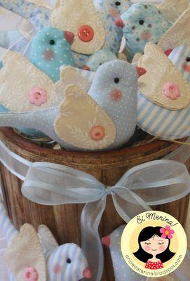 Easter Birds ~